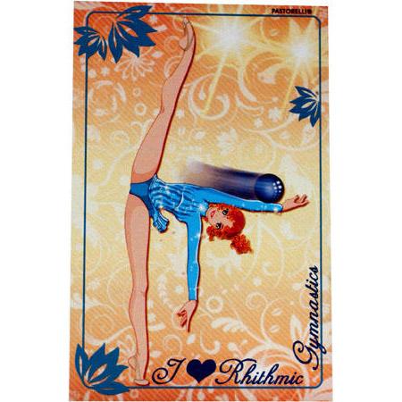 Гимнастика открытка